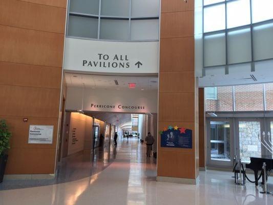 Jersey Shore UMC childrens hospital