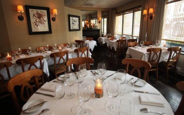 Lorena's Restaurant fine dining restaurant