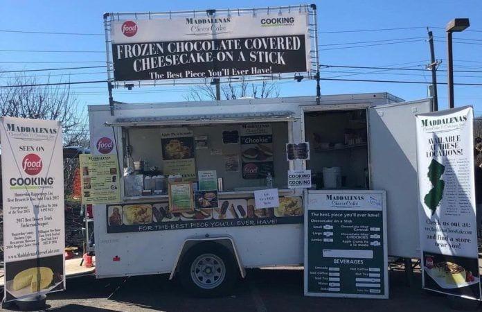 Maddalena's CheeseCake Food Truck