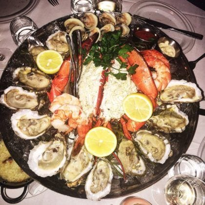Molos best seafood New jersey