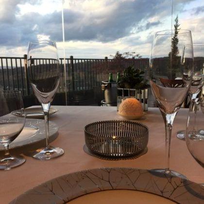 Restaurant Latour romantic restaurant