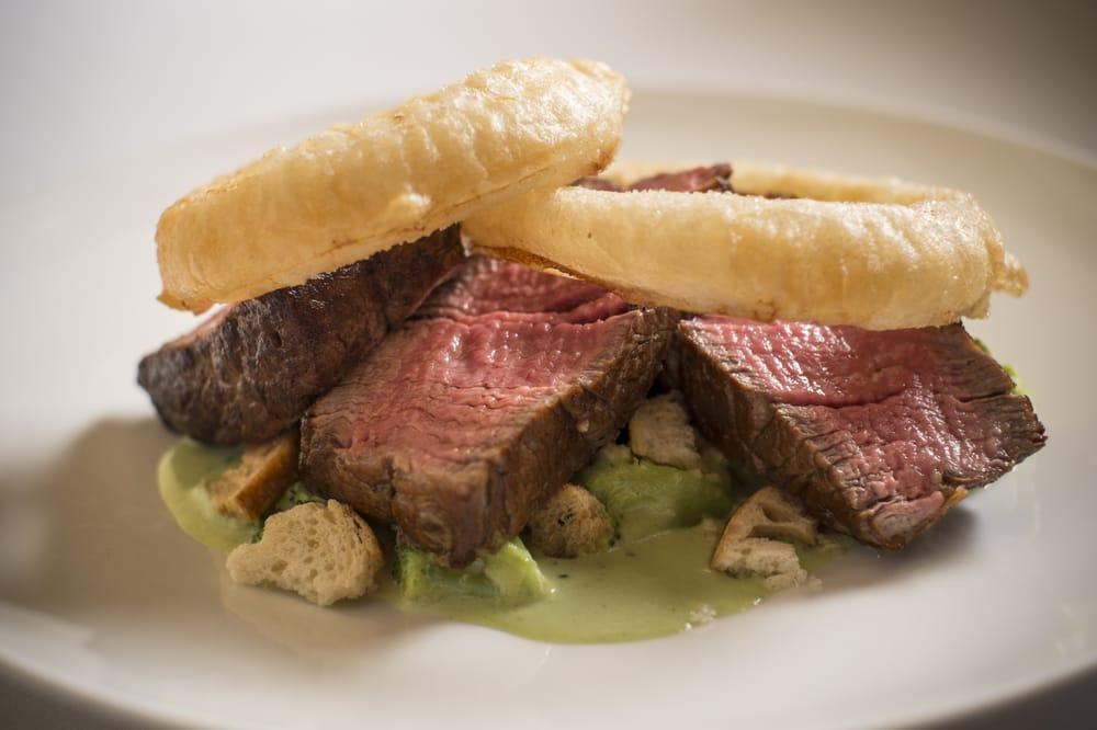 Restaurant Nicholas - Best of NJ French Restaurant Directory
