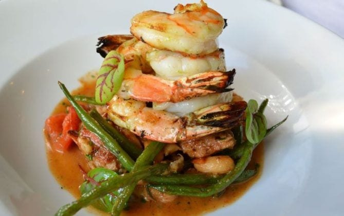 The Frog and the Peach best seafood new jersey