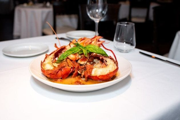 Varka Estiatorio Grilled Lobster