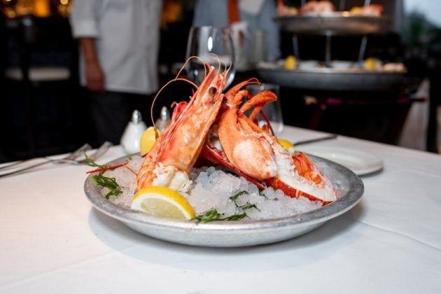 Varka Estiatorio best seafood and steakhouse