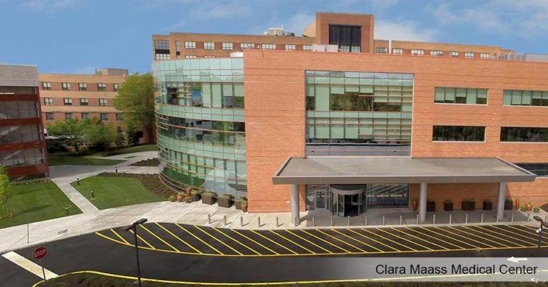 Photo of Clara Maass Medical Center Exterior