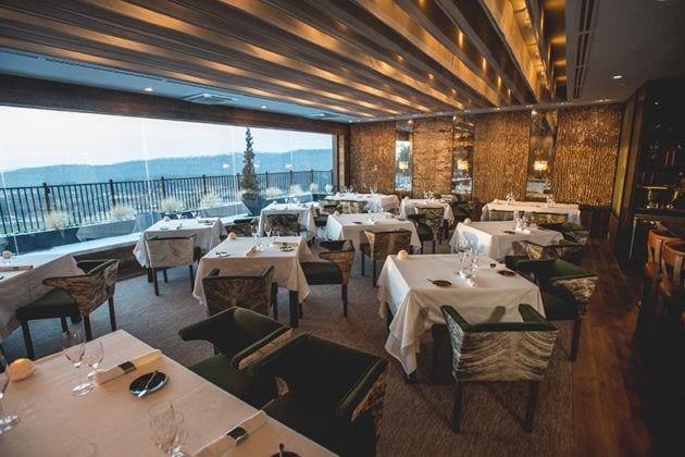 Photo of Restaurant Latour Interior an American Restaurant in Hamburg, New Jersey