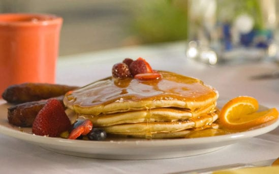 Mad Batter Pancakes