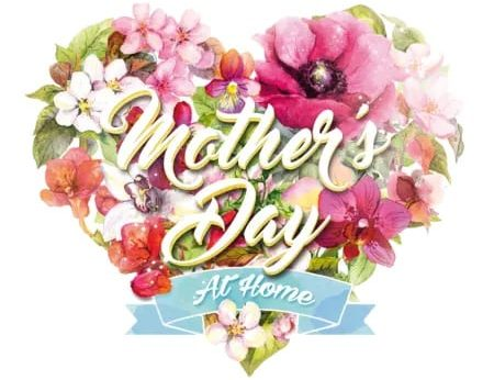 Riverview Mothers Day at Home Logo