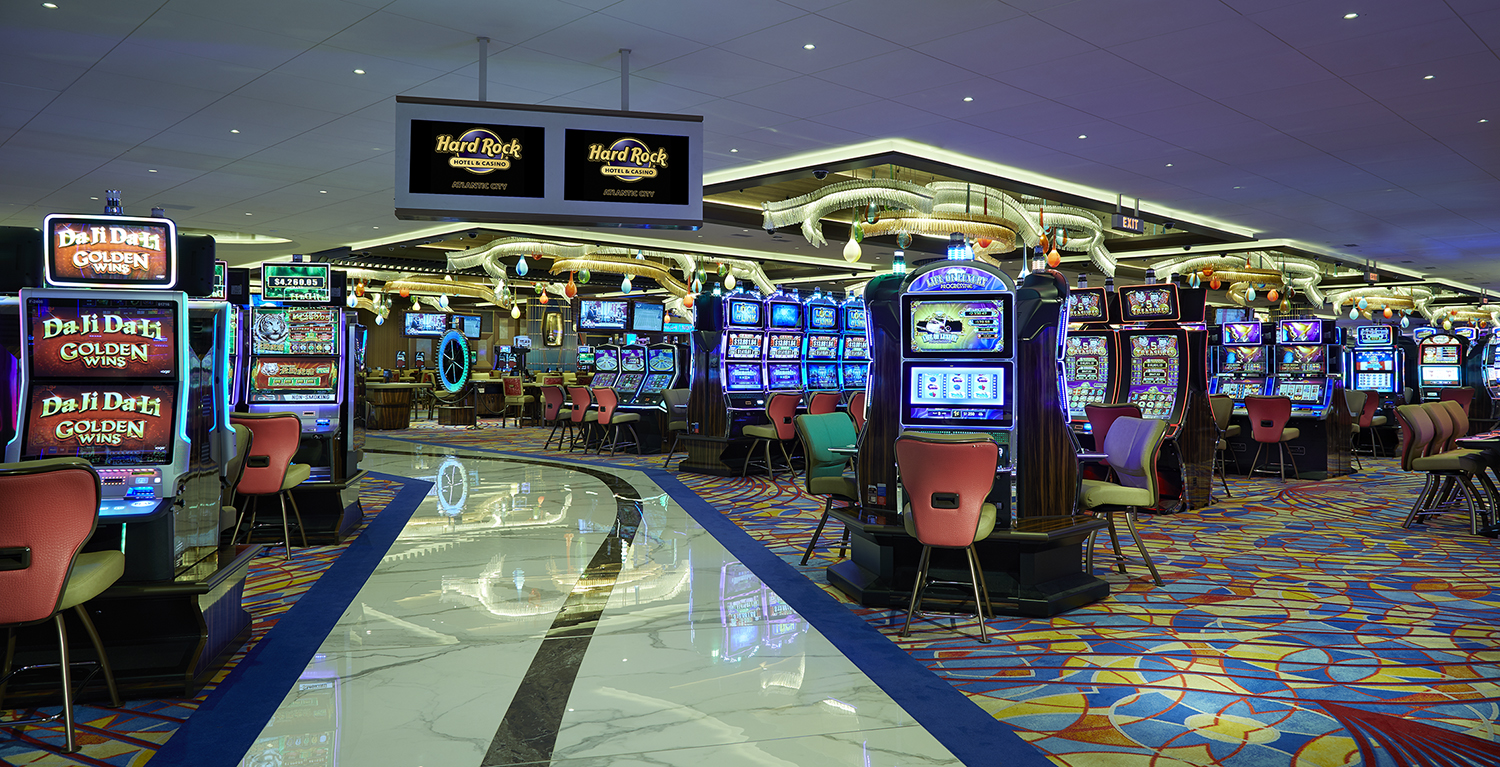 Photo of Casino at Hard Rock Hotel Atlantic City