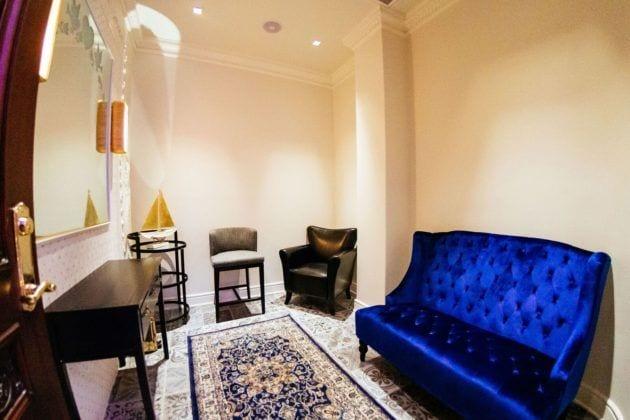 Park Villa Groom Suite
