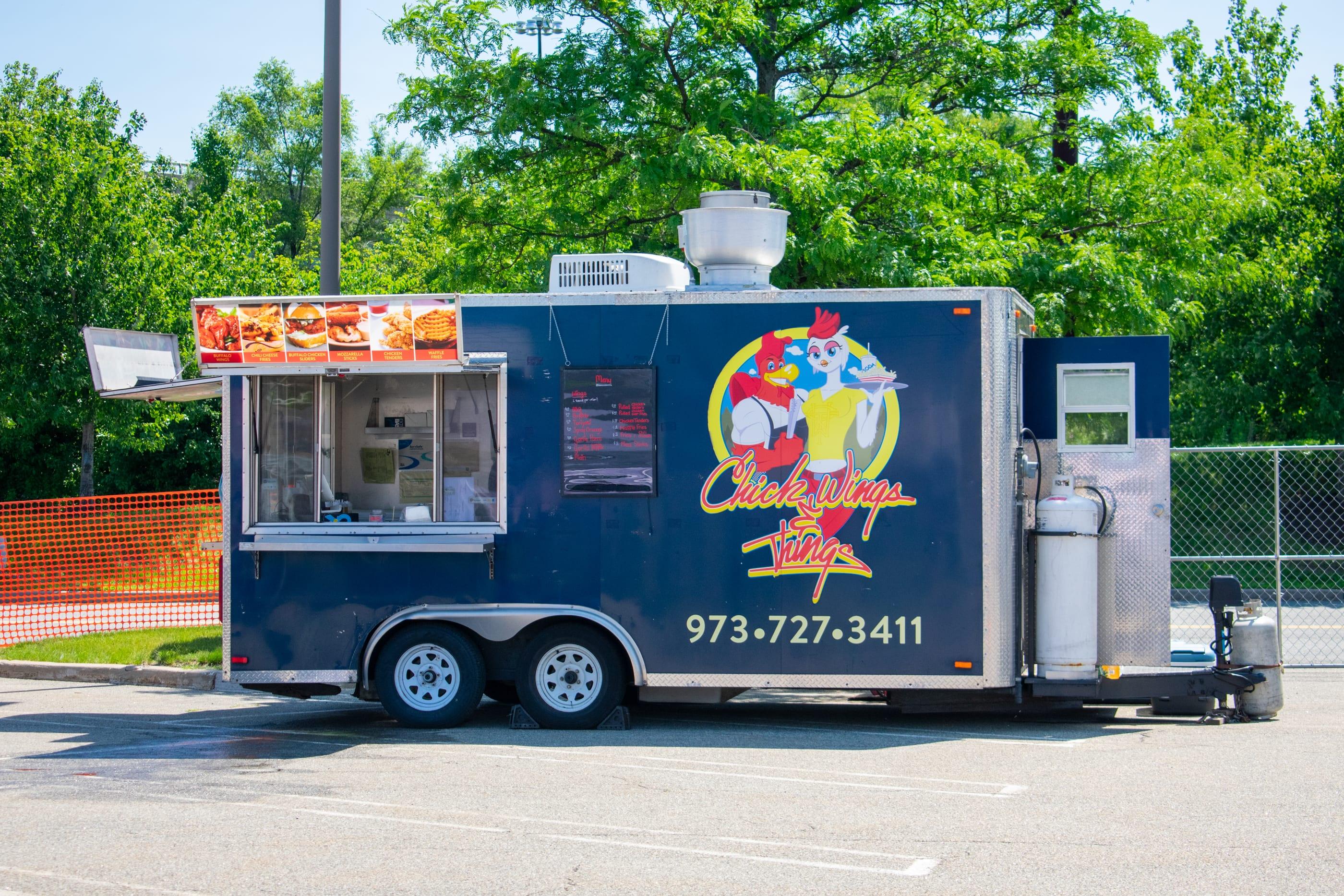 Chick Wings & Things Food Truck