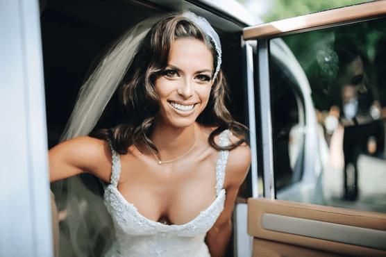 Dean Michaels Studio Bride Photo