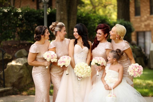 Gabelli Studio Bridesmaids