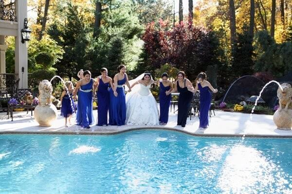 Glenmar Photographers Bridesmaids