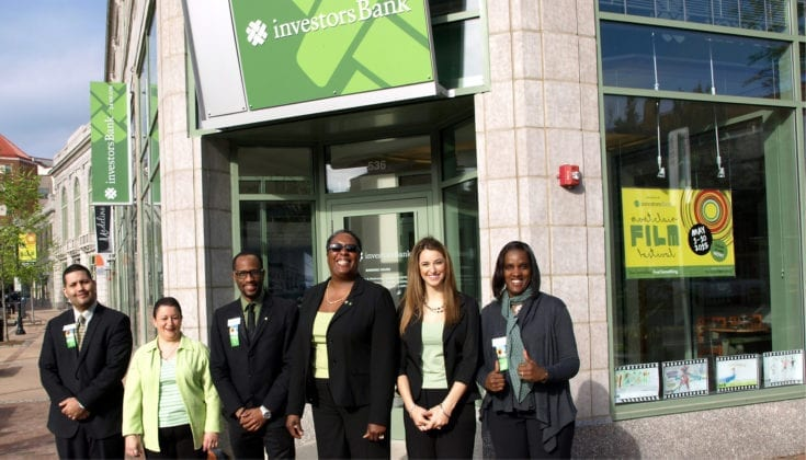 investors bank exterior photo