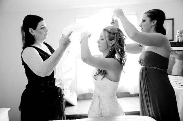 Jessica Lauren Photography Bride