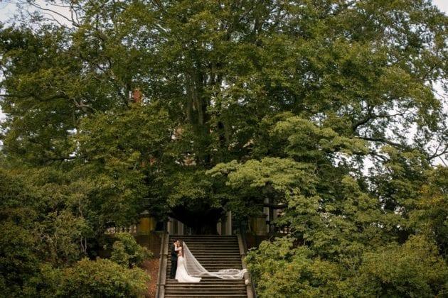Milton Gil Wedding Photo Garden