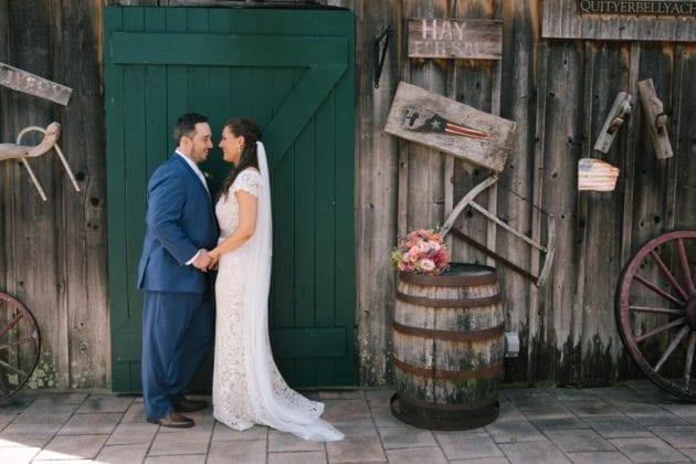 Milton Gil Wedding Photo Rustic Wedding