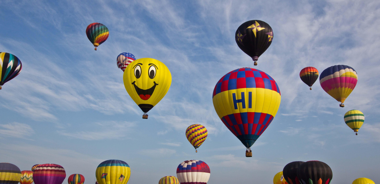 Quickcheck Balloons