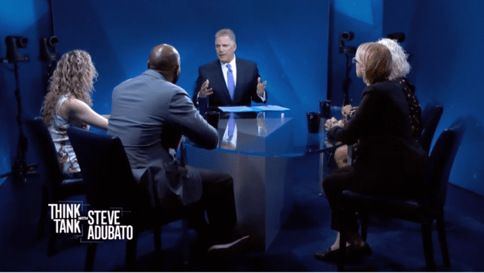 Roundtable discussion between Steve Adubato and NJ educators