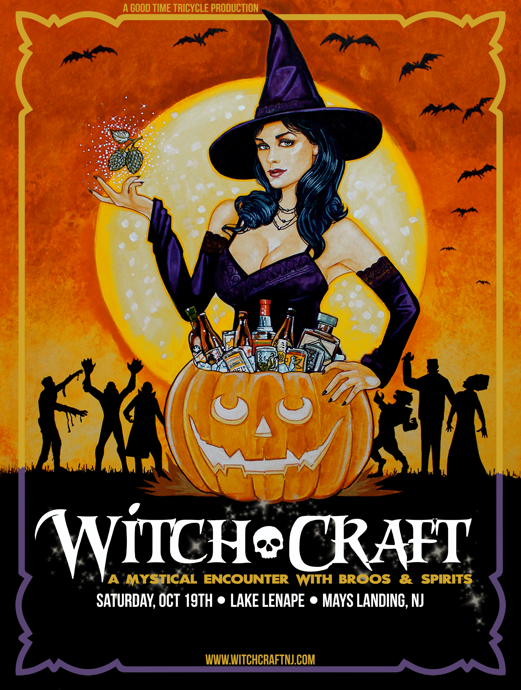 Witch-Craft poster