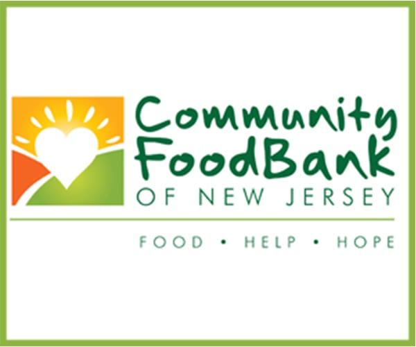 Community Food Bank of NJ Logo