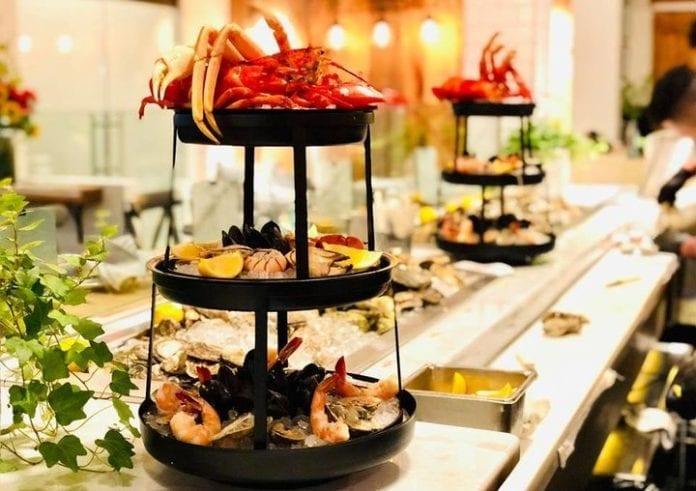 Salt Seafood Tower