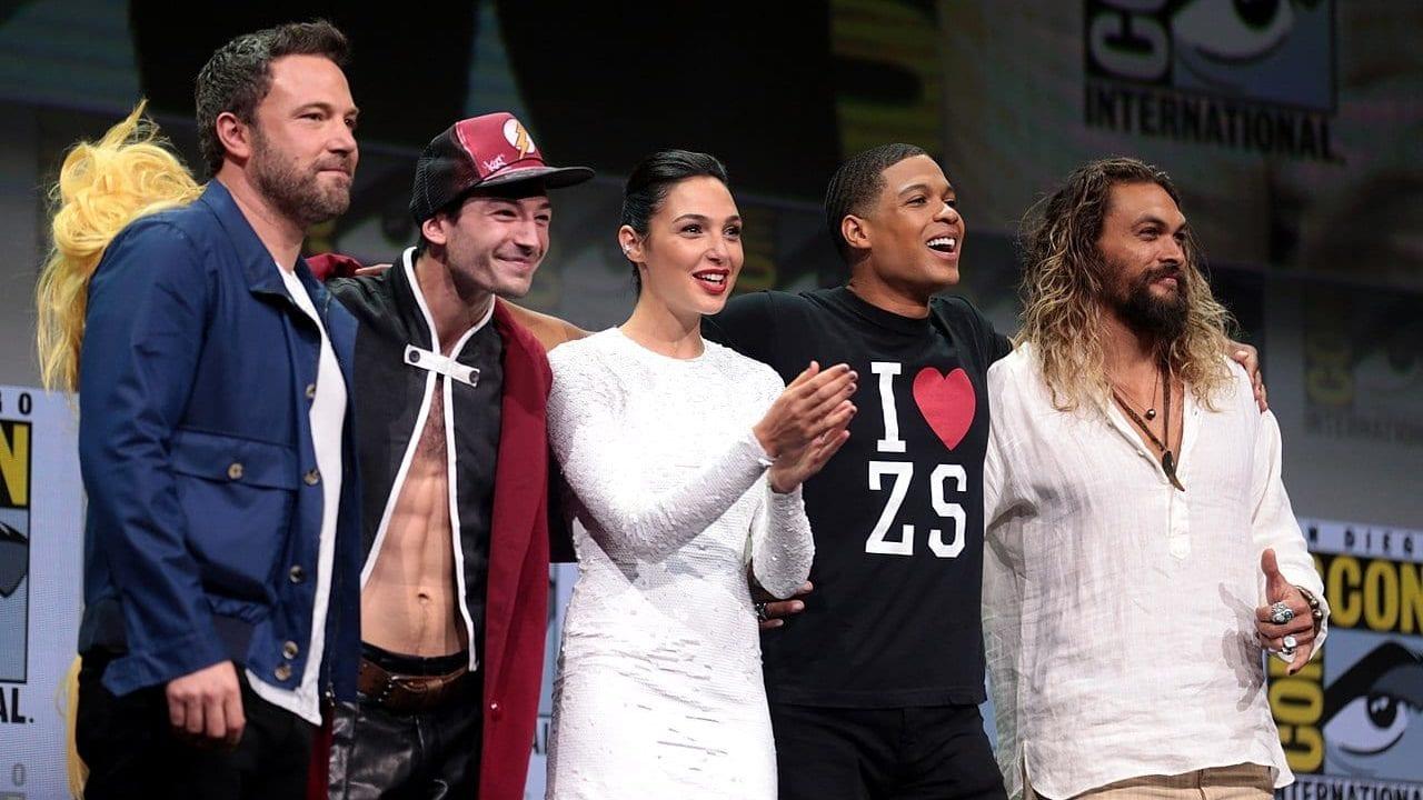 Justice League Film Cast
