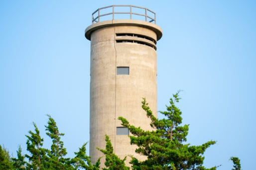 Cape May WWII Lookout Tower