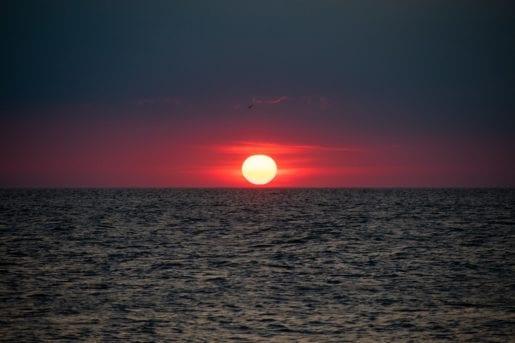 Sunset from Sunset Beach