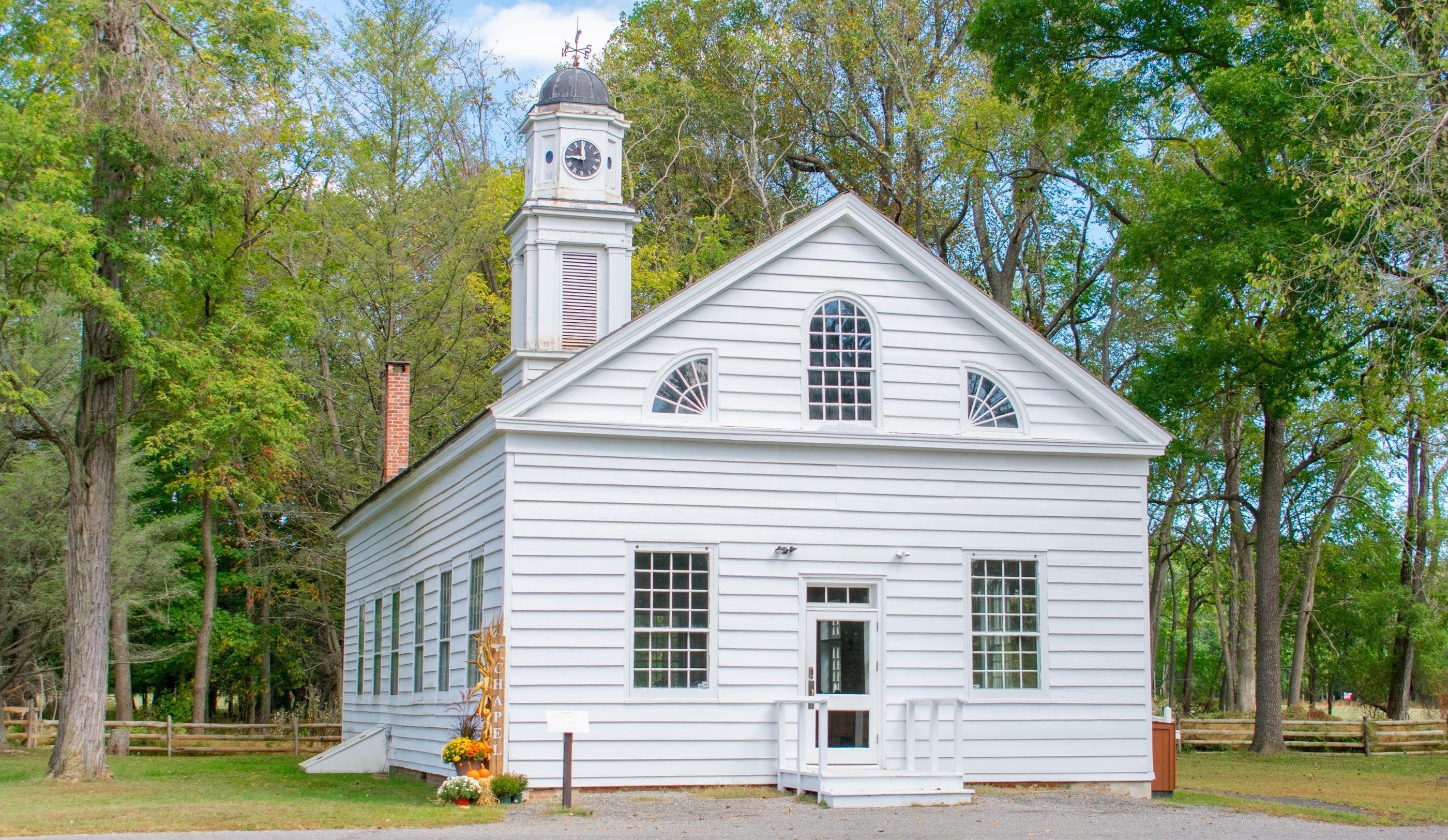 Allaire Village Chapel