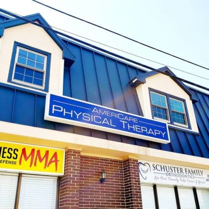 AmeriCare Physical Therapy Exterior