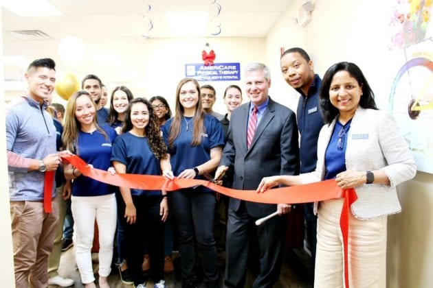 AmeriCare Physical Therapy Piscataway Grand Opening