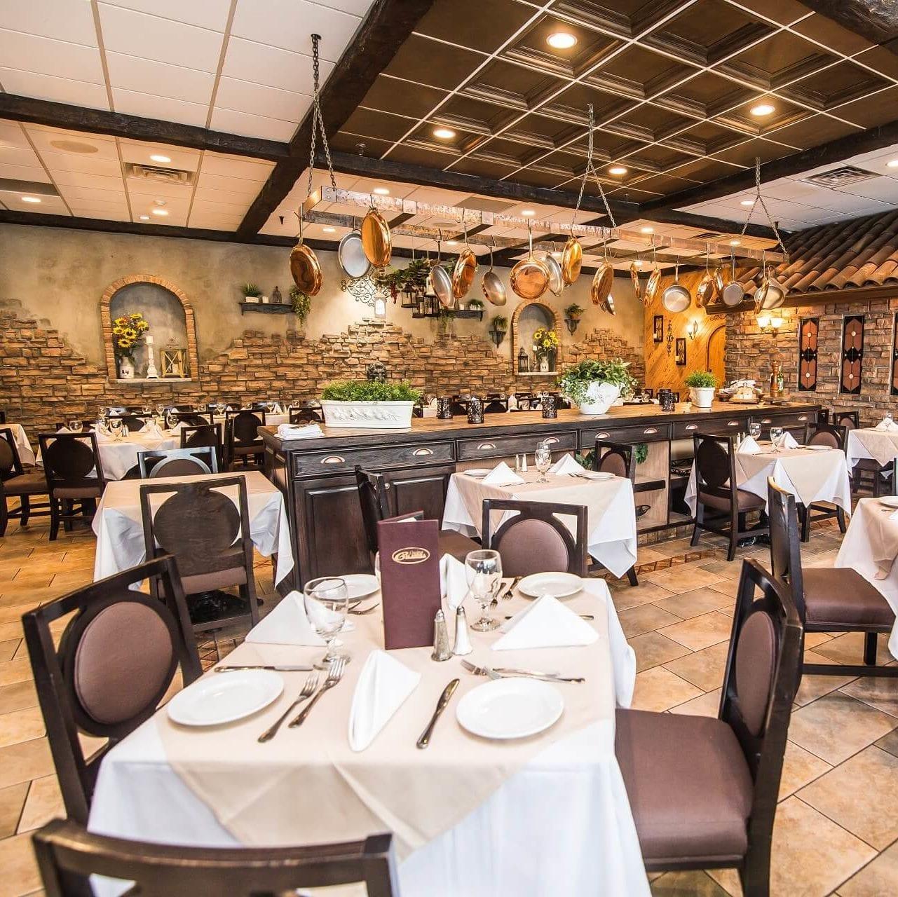 Cucina Calandra Restaurant Open on Thanksgiving
