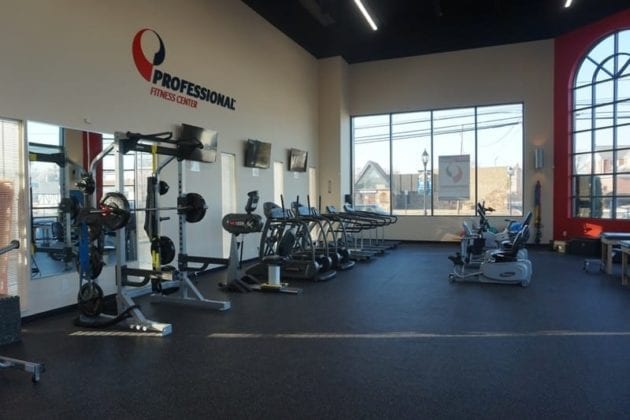 Professional Physical Therapy fitness center