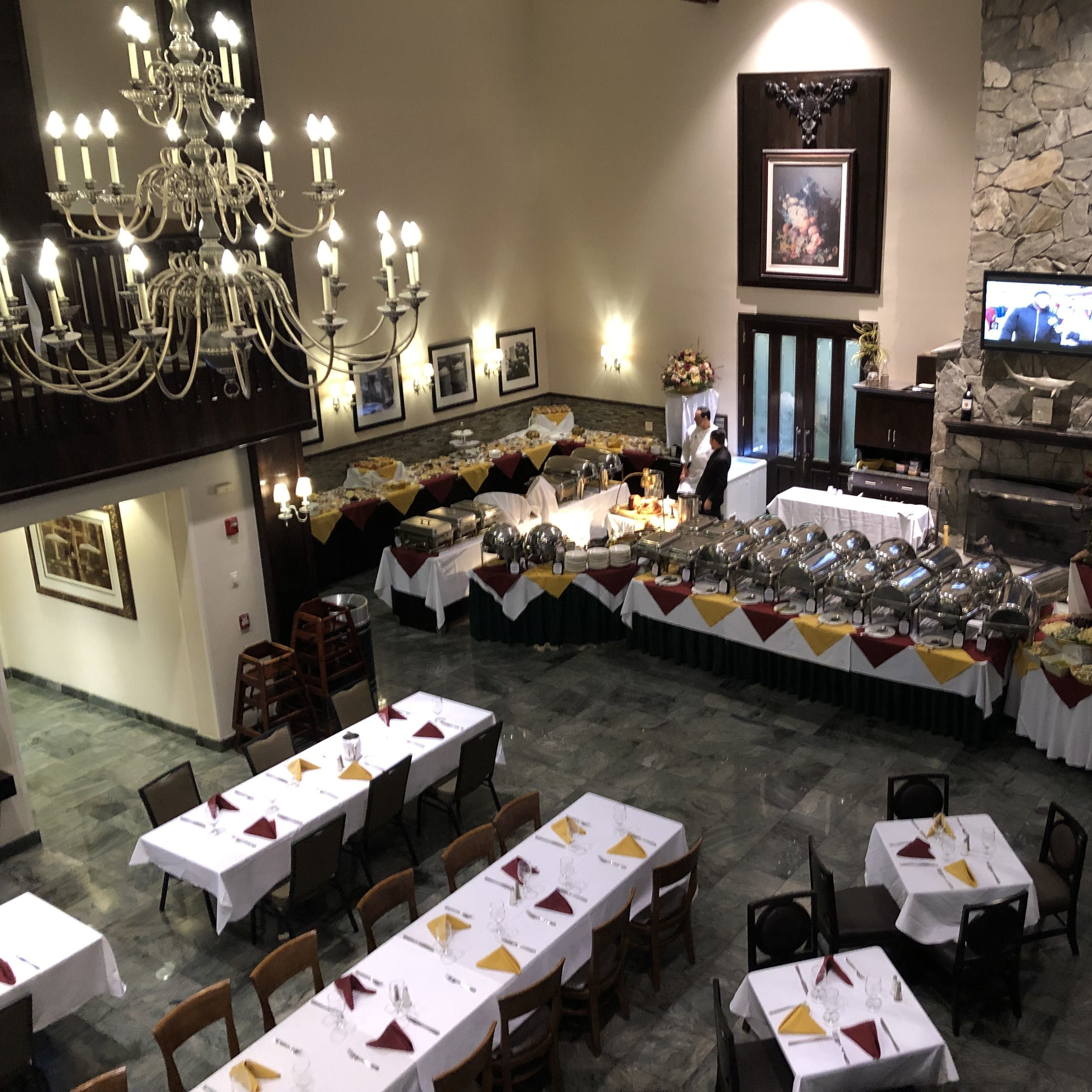 Calandra's Mediterranean Grill NJ Restaurant Open On Thanksgiving