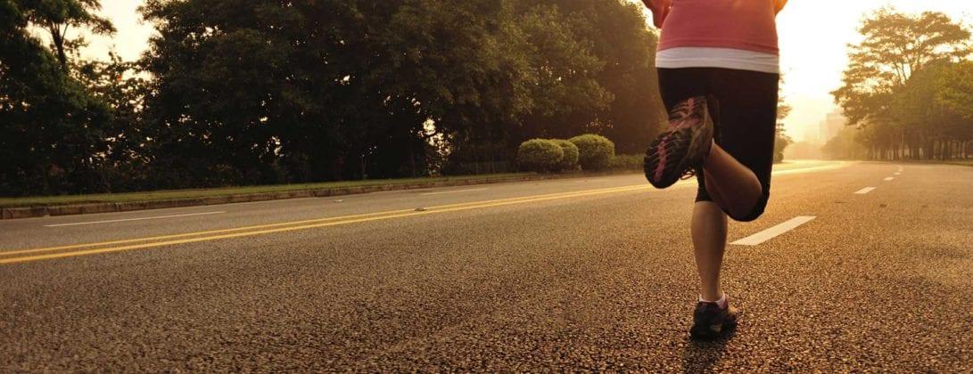 Knee Injury from Running