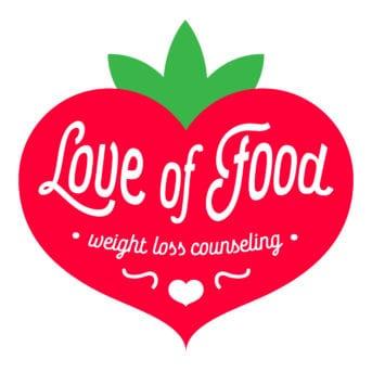 Love of Food Logo