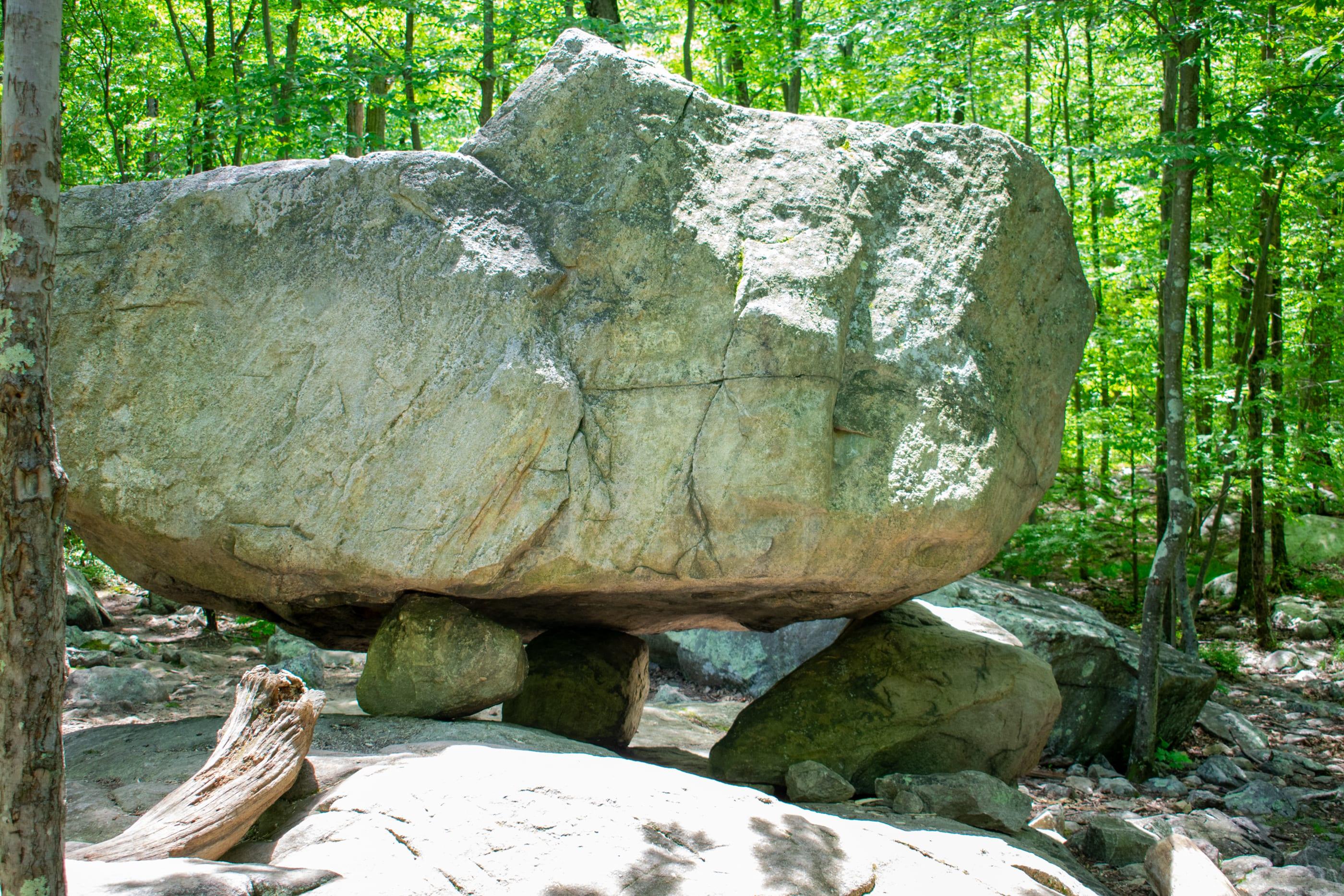 Tripod Rock