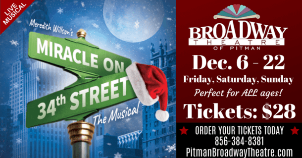 Broadway Theatre of Pitman Musical