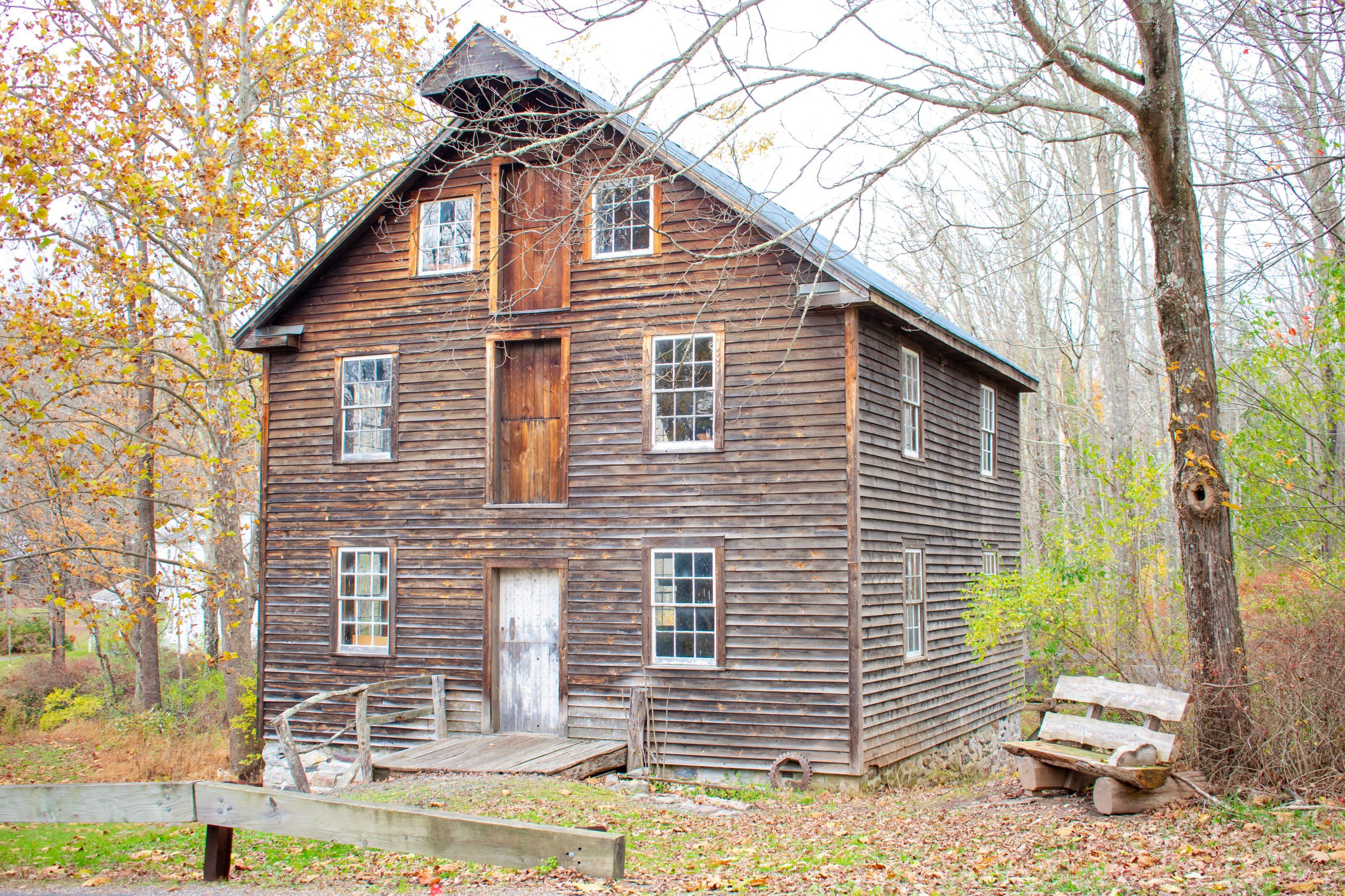 Rebuilt Grist Mill