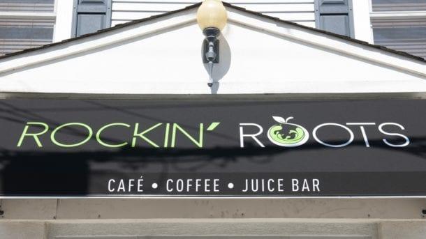 Rockin' Roots Exterior