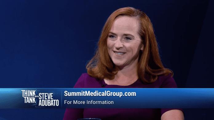 Nancy Moran of Summit Medical Group