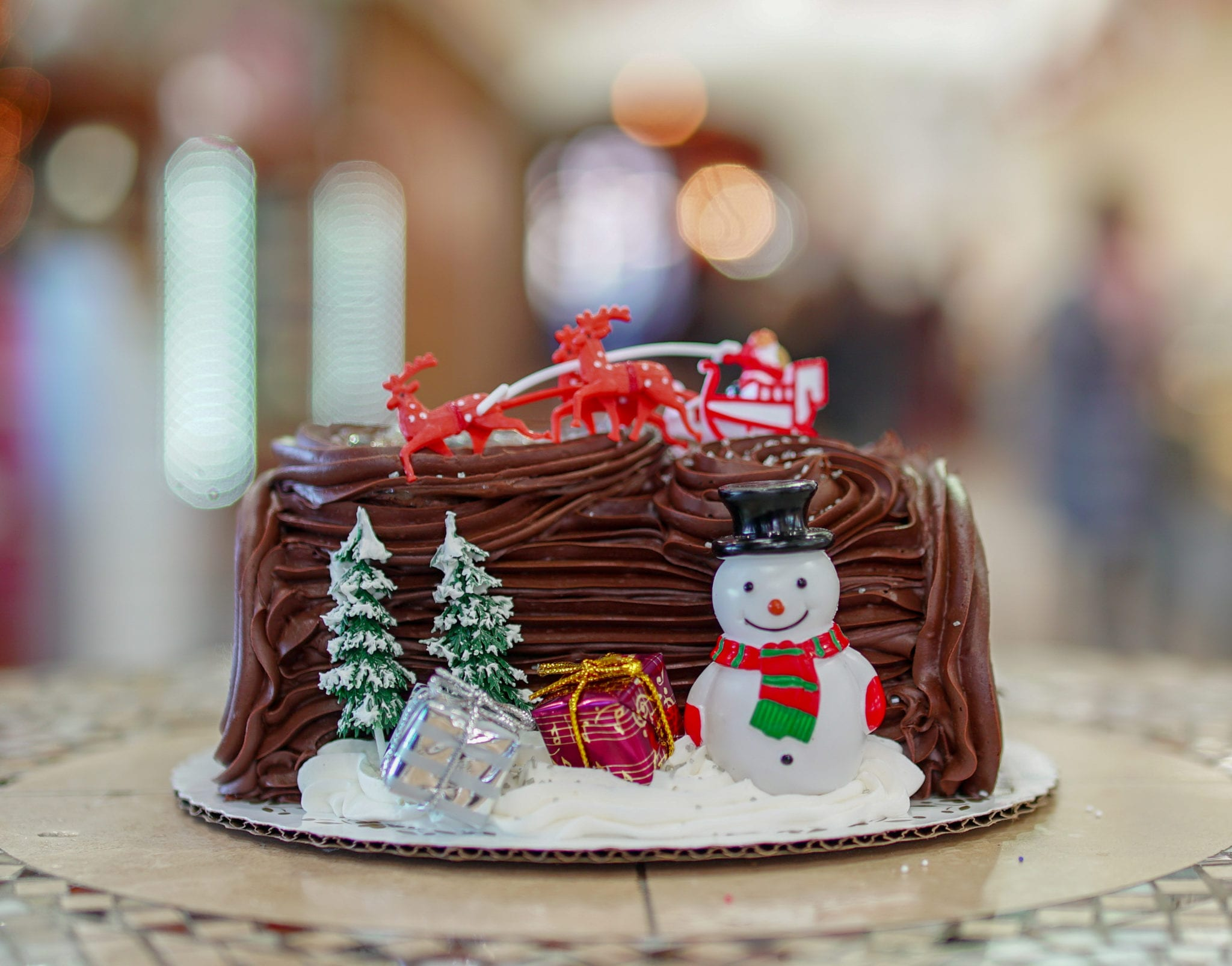 Calandra's Bakery's Holiday Baked Goods