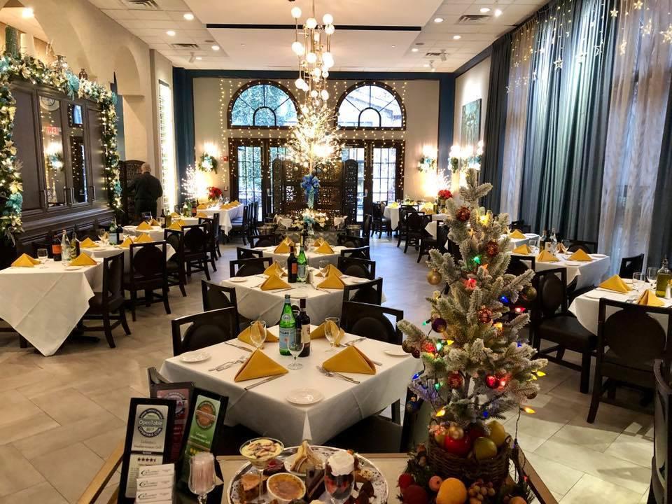 Calandra's Mediterranean Grill Christmas