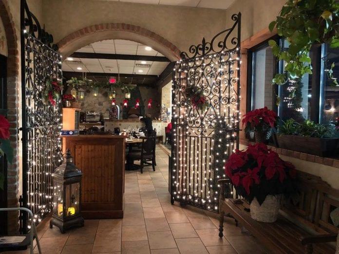Christmas Holidays at Cucina Calandra