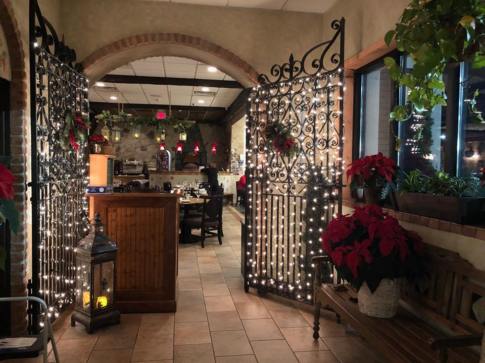 Christmas Holidays at Cucina Calandra