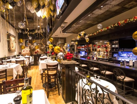 New Year's Eve with il Vecchio Café