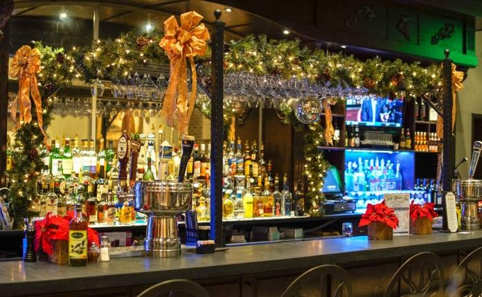 Christmas Eve & Day at il Vecchio Café